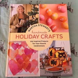 Martha Stewart Holiday Craft Book